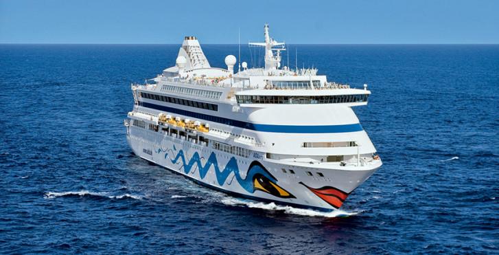 Kreuzfahrt Griechenland, Malta & Sizilien an Bord der AIDAmira
