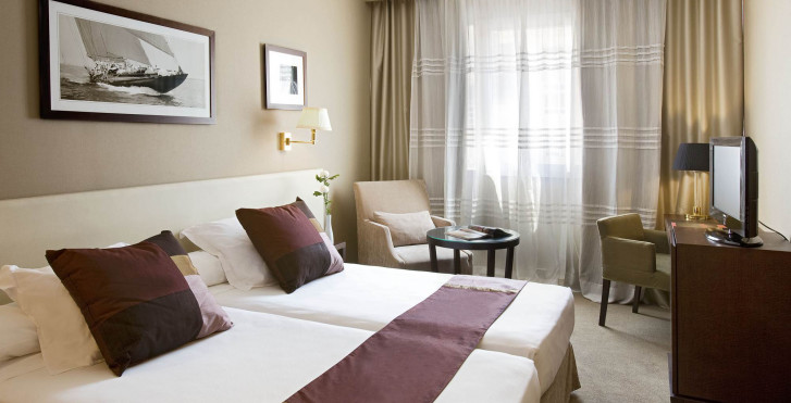 Doppelzimmer - Hotel Conqueridor