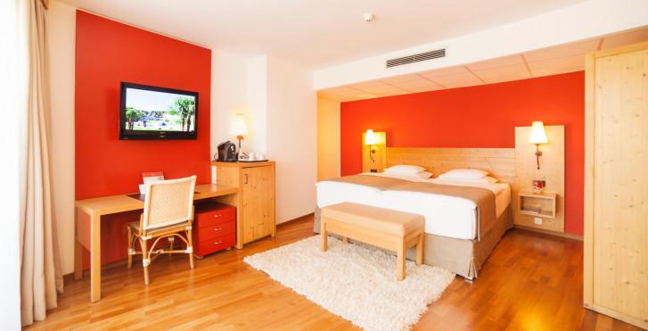 Suite - Rogner Hotel Tirana