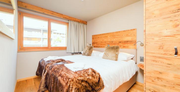 Appartement - SWISSPEAK Resorts Zinal - Skipauschale