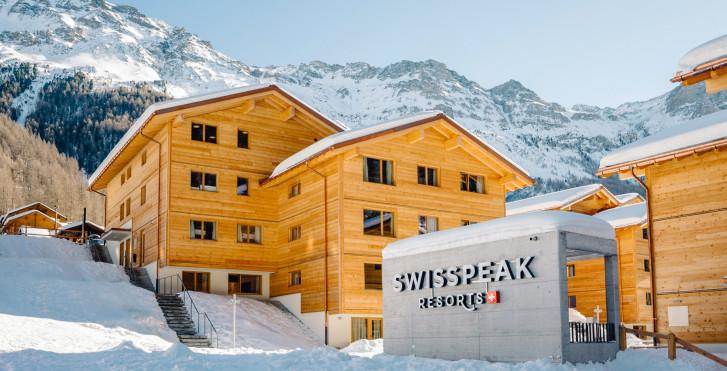 SWISSPEAK Resorts Zinal - forfait ski