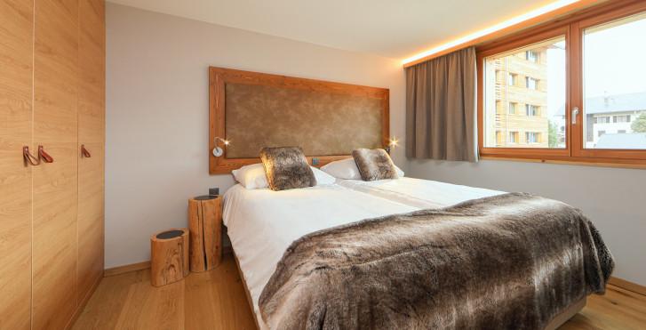Appartement 2 pièces / appartement 3 pièces - SWISSPEAK Resorts Vercorin - forfait ski
