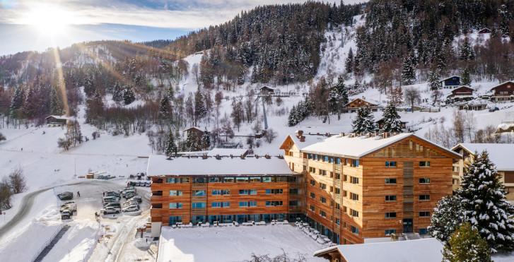 SWISSPEAK Resorts Vercorin - forfait ski