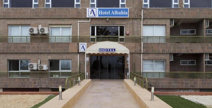 Hôtel Albahia