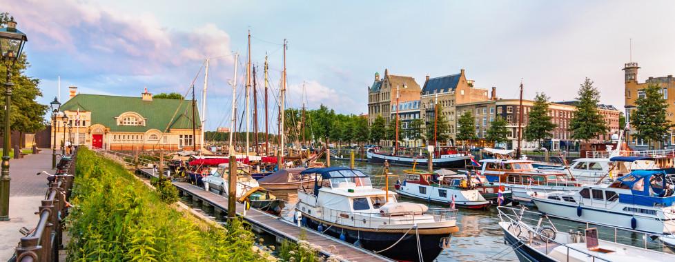 New York Rotterdam, Rotterdam - Migros Ferien