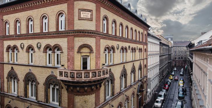 Hôtel Museum Budapest