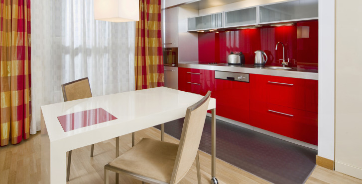 Suite - Mamaison Residence Diana Warsaw