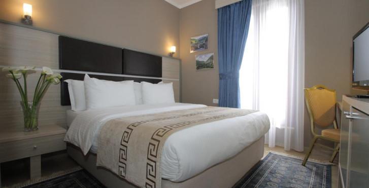 Doppelzimmer - The Capital Tirana Hotel