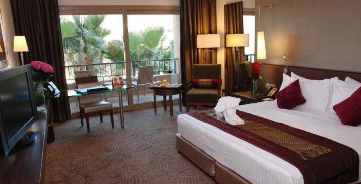 Doppelzimmer Deluxe - Dusit Thani Lakeview