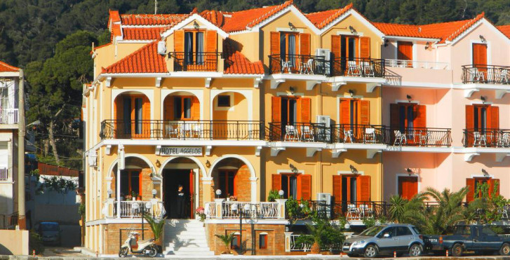 Hôtel Aggelos