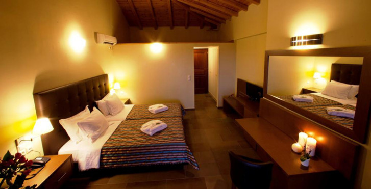 Doppelzimmer - Aktaion Resort