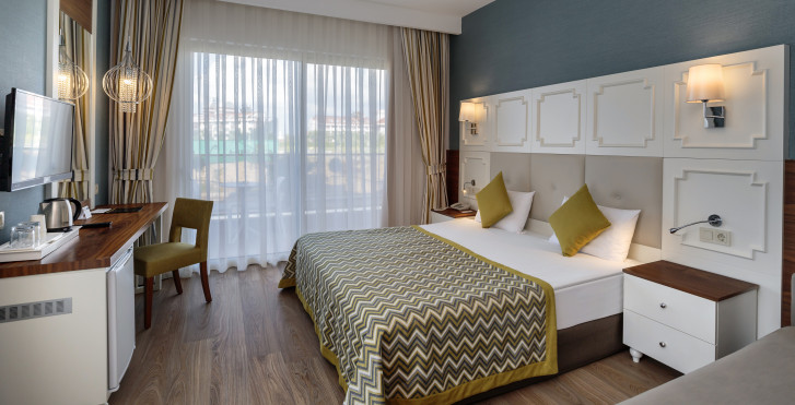 Chambre double - Side Crown Charm Palace