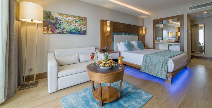 Doppelzimmer Superior - Ramada Resort By Wyndham Kusadasi & Golf