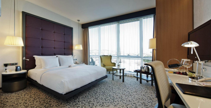 Chambre double - Doubletree by Hilton Istanbul Moda