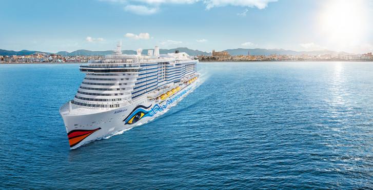 AIDAnova - Kreuzfahrt mit Badeferien, Gran Canaria AIDAnova und Hotel Melia Tamarindos, San Agustin