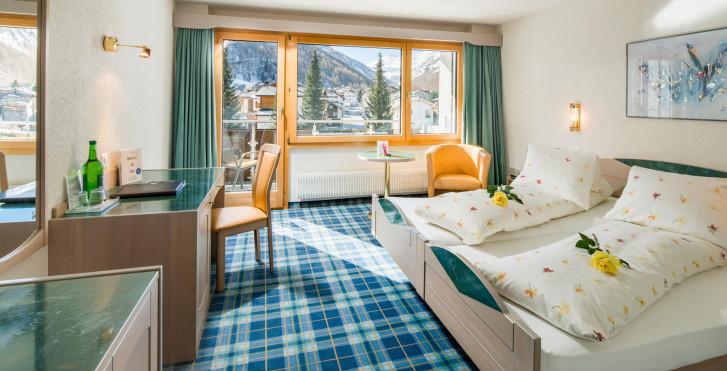 Doppelzimmer Superior - Hotel Kristall-Saphir