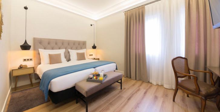 Chambre double - Hôtel Real Segovia