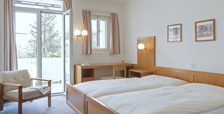 Doppelzimmer - Arenas Resort Schweizerhof