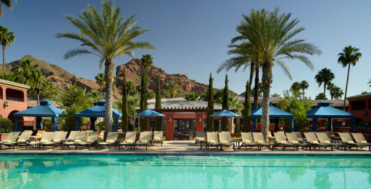 Omni Scottsdale Resort at Montelucia