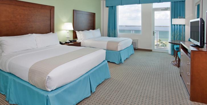 Doppelzimmer - Holiday Inn Resort Pensacola