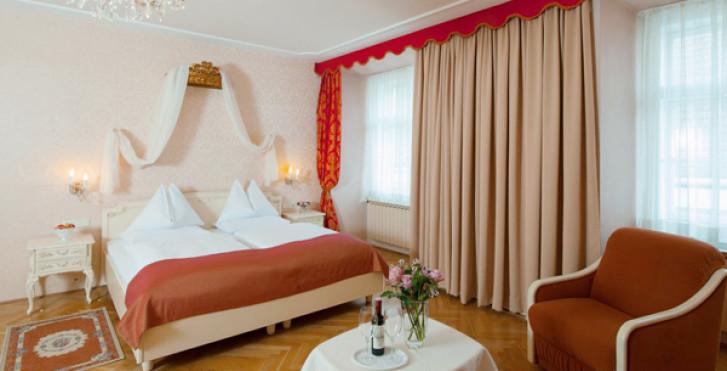 Chambre familiale - Pertschy Palais Hotel