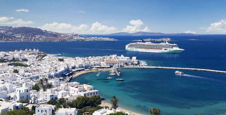 Iles Grecques Norwegian Spirit