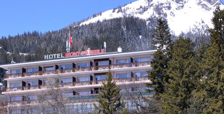 Hôtel Le Mont Paisible