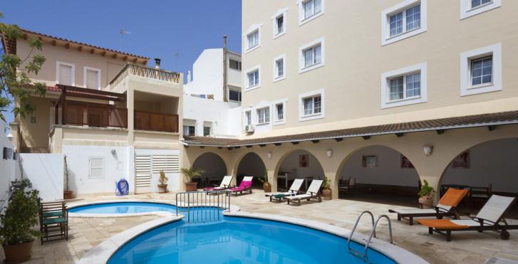 Hôtel Menorca Patricia