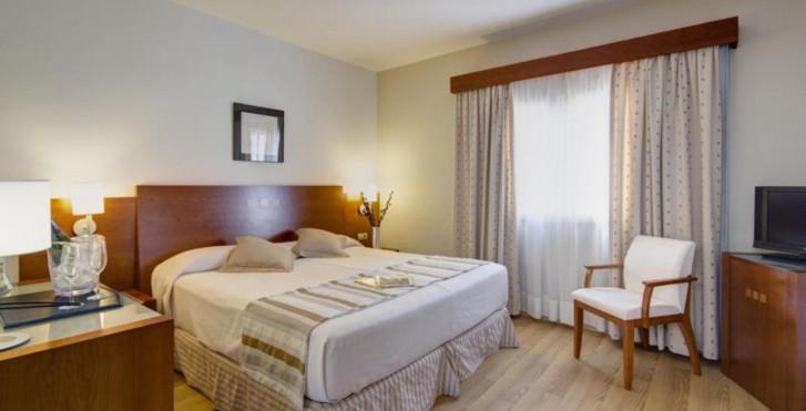 Chambre double - Hôtel Menorca Patricia