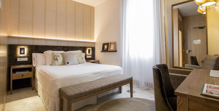Chambre double Superior - Boutique Hotel Sant Roc & Spa