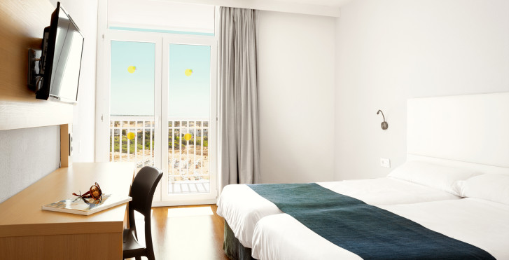 Chambre double - Globales Cala'n Bosch