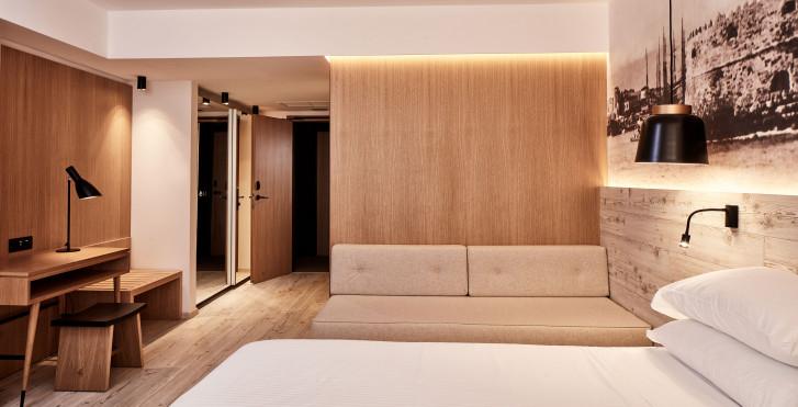 Doppelzimmer - Ibis Styles Heraklion Central