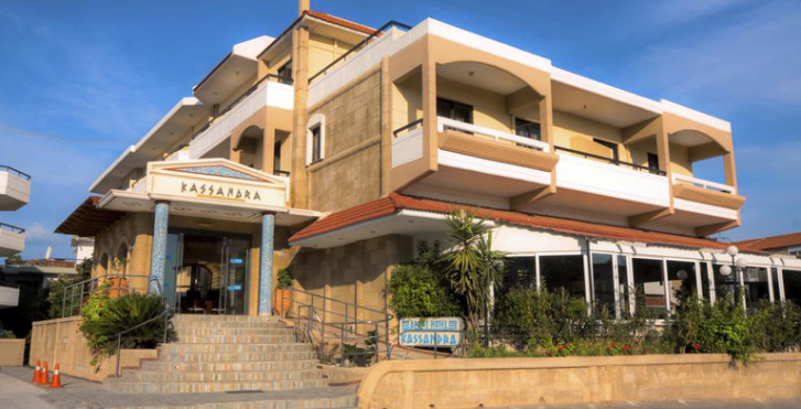 Kassandra Apartments Ialysos