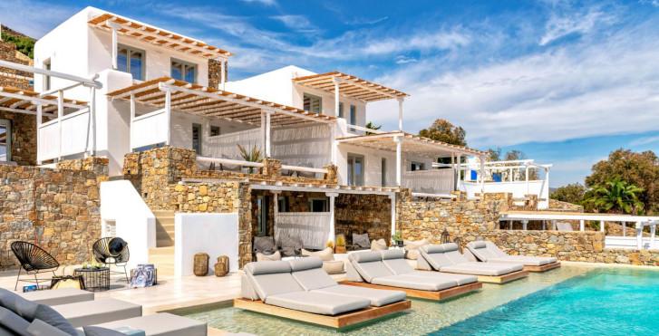 Mykonos Bliss Cozy Suites