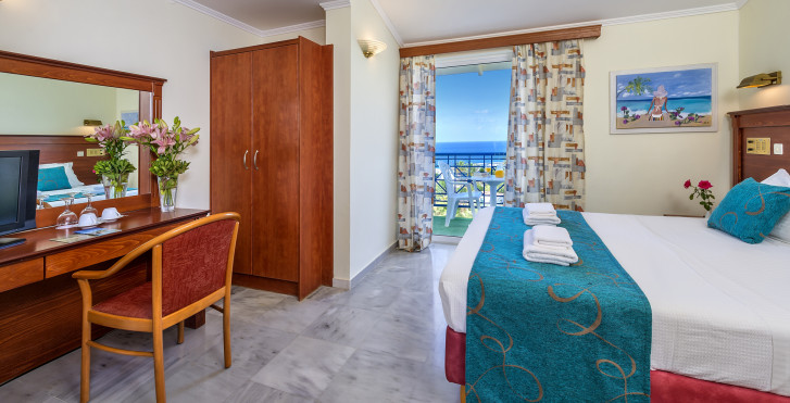 Chambre double - Rethymno Mare Hotel & Water Park