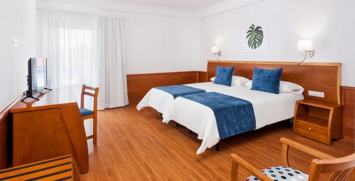Doppelzimmer mit Balkon - My City Hotel