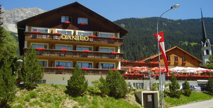 Hôtel Danilo - été remontées incl.