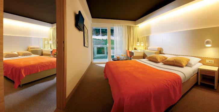 Chambre familiale - Vespera Family Hotel