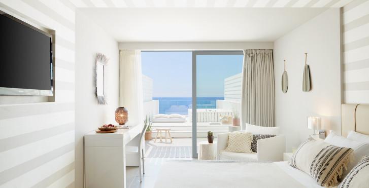 Doppelzimmer Deluxe - Lichnos Beach Hotel