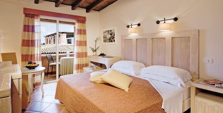Chambre double Classic - CPH Pevero Hotel