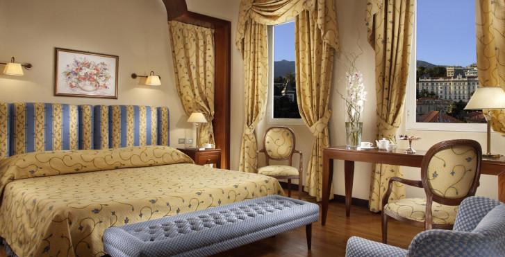 Chambre double Classic - Royal Hotel Sanremo