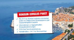 Ferien am Mittelmeer - Nord- und Mitteldalmatien