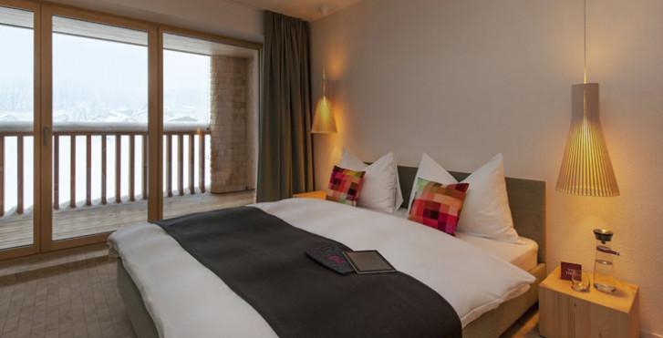 Chambre double - BESTZEIT Lifestyle & Sport Hotel