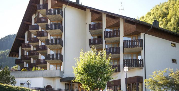 Hôtel Catrina  - été remontées incl.