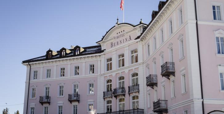 Hotel Bernina 1865 - Sommer inkl. Bergbahnen*