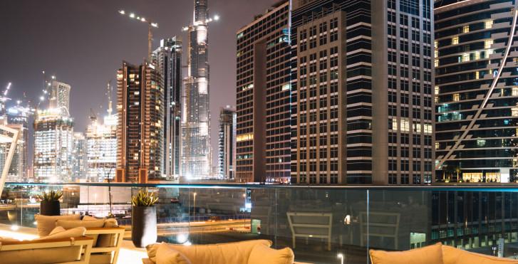 Radisson Blu Hotel, Dubai Waterfront