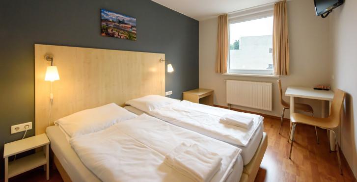 Chambre double - a&o Berlin Friedrichshain