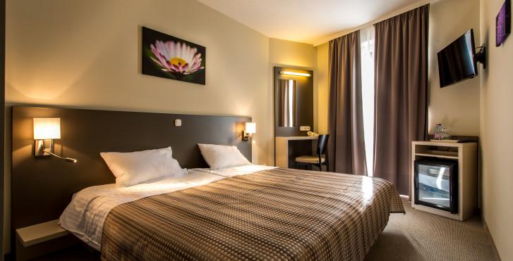 Corvin Hotel Budapest - Corvin wing
