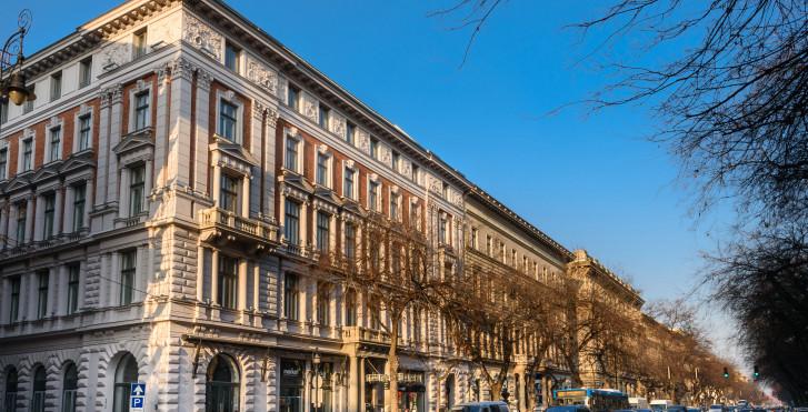 Hôtel Moments Budapest