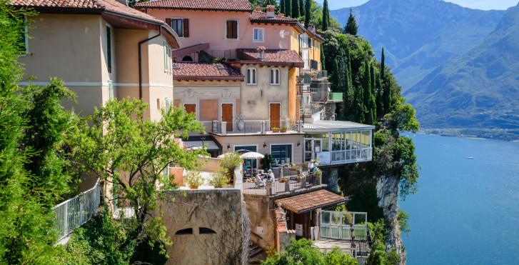Gardasee-Panorama